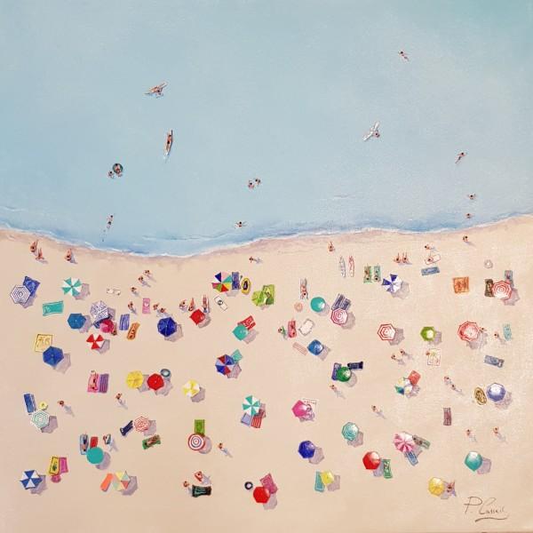 """Cassais Paola """"Ein Tag am Strand aus der Vogelperspektive"""""""
