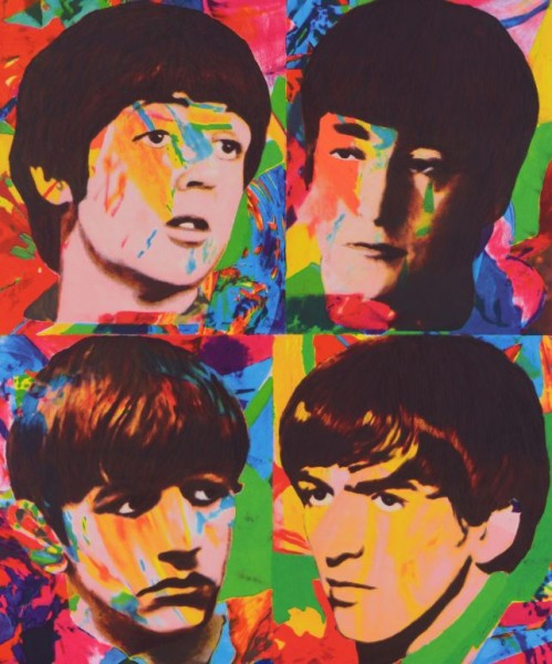 James Francis ENDURING FAB FOUR