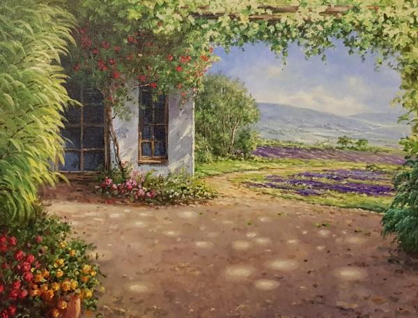 Eleonore Gagel - Haus des Rosenzüchters