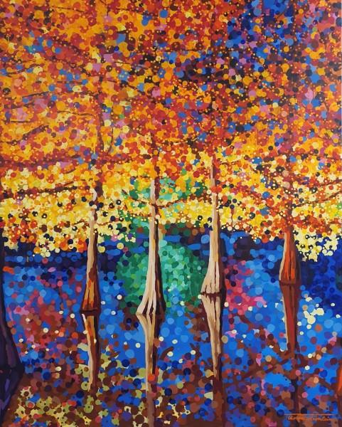 Thomas Heinlein - Herbstbäume