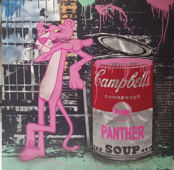 Michael Friess Pink Panther