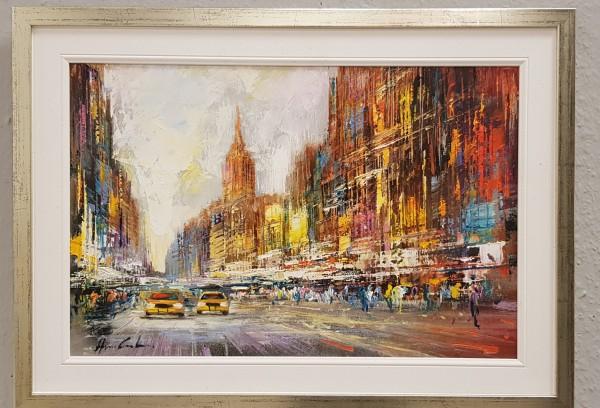 Christian Henze - New York III