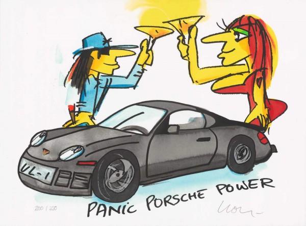 Udo Lindenberg - Panic Porsche Power (Edition 2020)