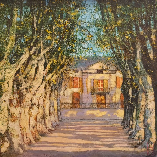 Uwe Herbst Chateau de Roussan