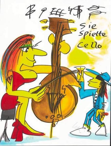 Udo Lindenberg - Sie spielte Cello (Edition 2020)
