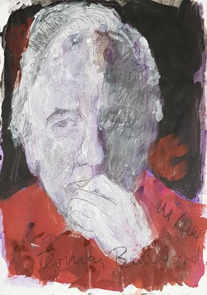 Armin Mueller-Stahl Thomas Bernhard Original