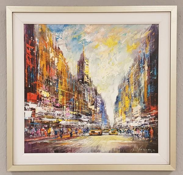 Christian Henze - New York II
