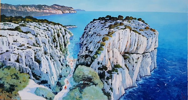 Uwe Herbst Calonques Casis