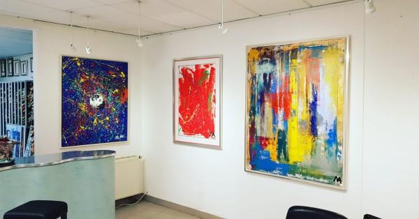 Mikail Akar Bilder in der Galerie Wehr