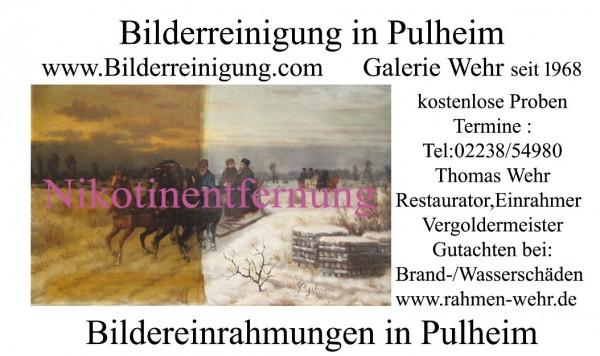 Nikotinentfernung Köln - Bonn - Pulheim - Düsseldorf
