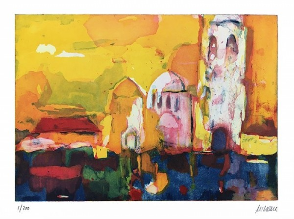 Armin Mueller-Stahl Taj Mahal - Riverside