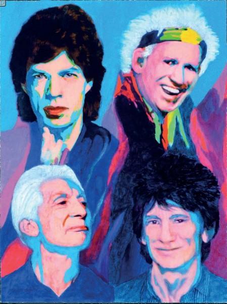 "Neuerscheinung Herbst 2020 ""The Rolling Stones"" Box Set"