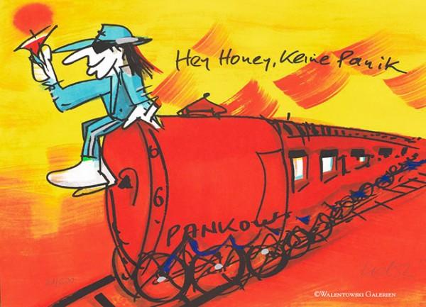 "Udo Lindenberg ""Hey Honey, keine Panik"" - Sonderzug nach Pankow"