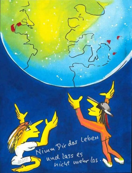 Udo Lindenberg Nimm Dir das Leben und lass es nicht mehr los (Edition 2020)