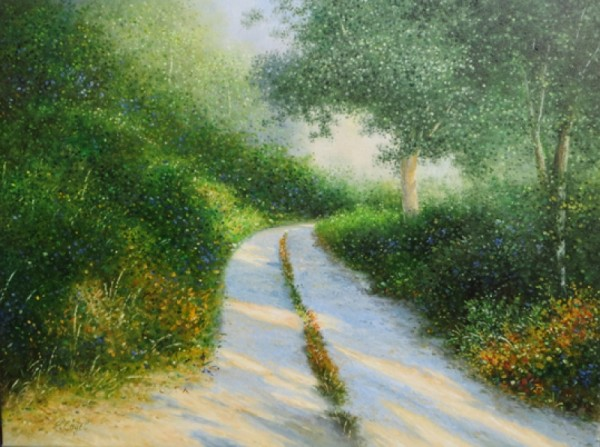 Eleonore Gagel Großer Waldweg