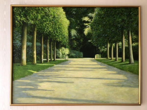Andreas Scholz - Allee im Park