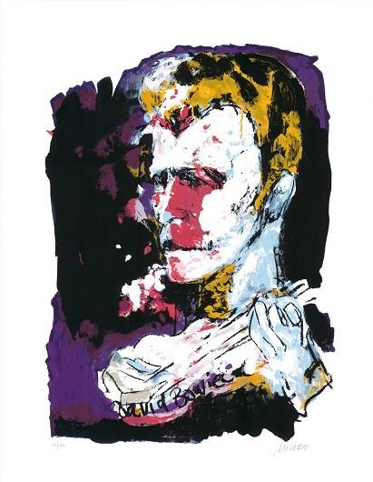 Armin Mueller-Stahl - David Bowie