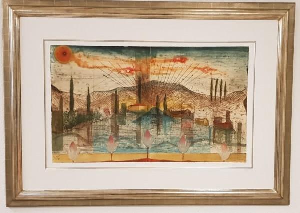 René Carcan - Le Soleil d'orient