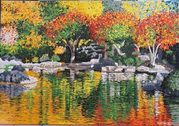 Thomas Heinlein - Bäume im Herbst