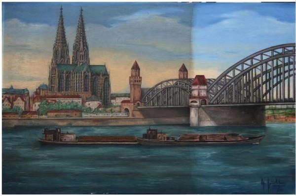 Nikotinentfernung Panorama Köln