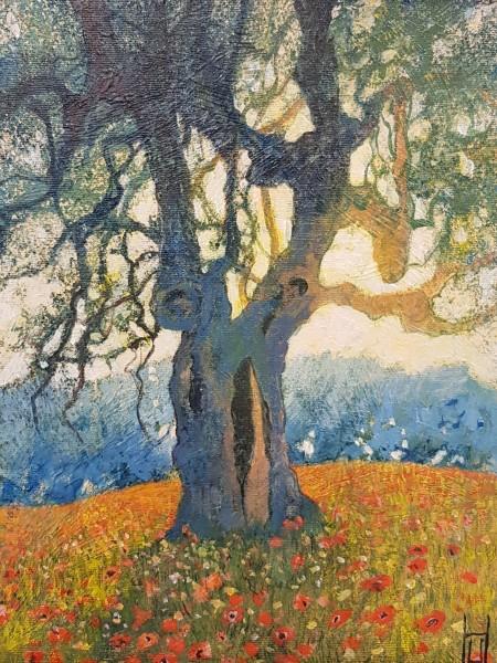 Uwe Herbst Olivenbaum