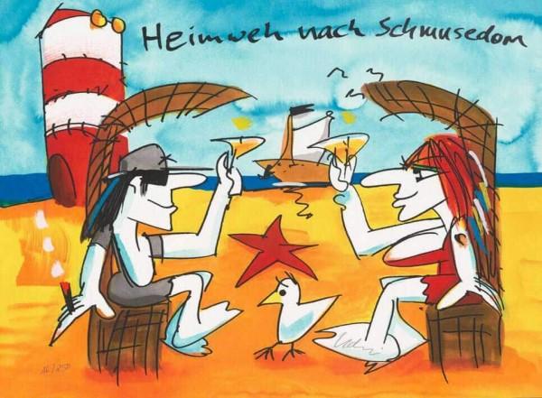 Udo Lindenberg - Heimweh nach Schmusedom