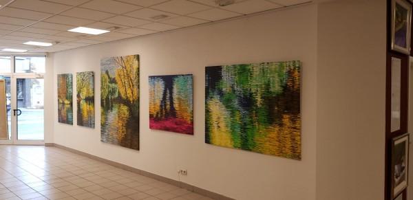 Bilder von Thomas Heinlein in der Galerie Wehr
