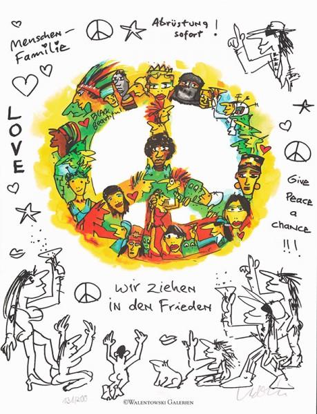 Udo Lindenberg Wir ziehen in den Frieden