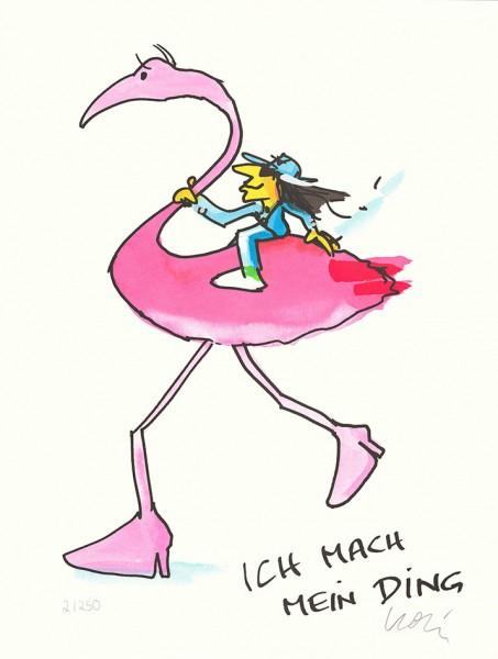 Udo Lindenberg Ich mach mein Ding - Ingo Flamingo