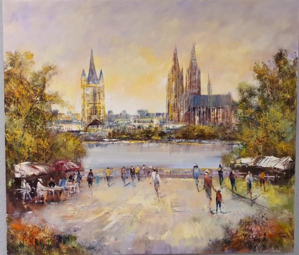 Ingfried Henze Morro - Köln