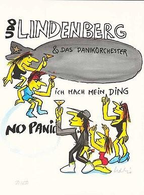 Udo Lindenberg - Zeppelin - Ich mach mein Ding