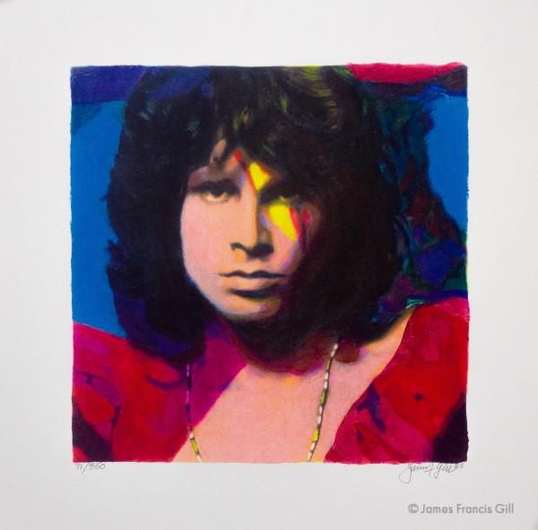 James Francis Gill - Mini Jim Morrison