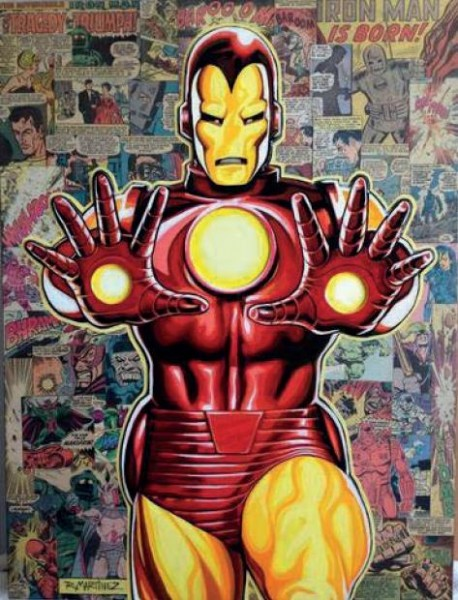 Martinez Randy Legacy: Iron Man
