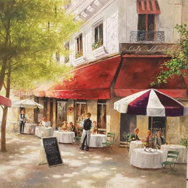Eleonore Gagel Café de Paris
