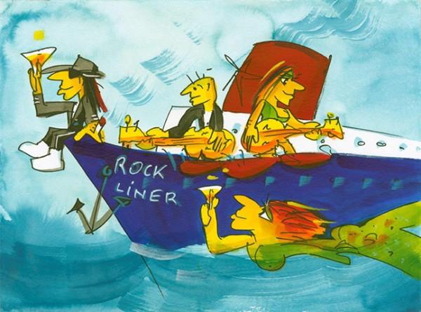 Udo Lindenberg Rockliner