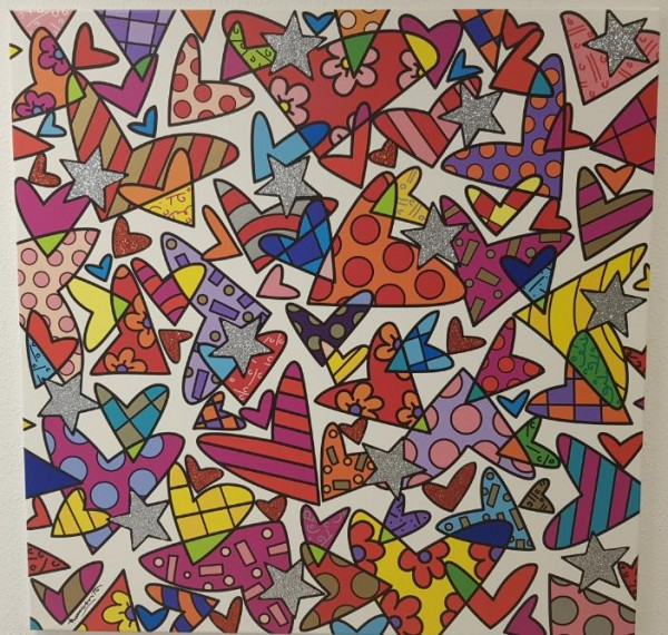 Romero Brito Cloud Nine