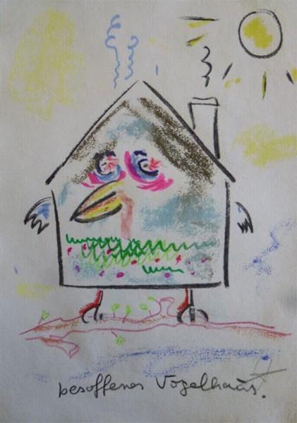 Helge Schneider - Besoffenes Vogelhaus