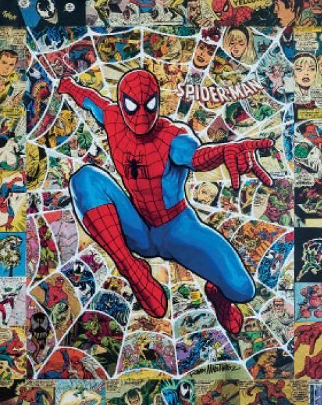 Martinez Randy Legacy: Web of Spider-Man