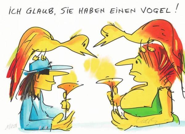 Udo Lindenberg - Ich glaub, Sie haben einen Vogel!