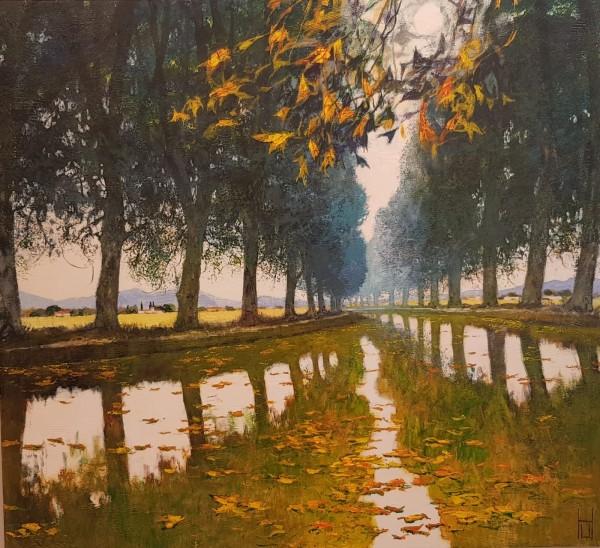 Uwe Herbst Canal du midi