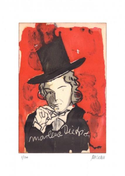 Armin Mueller Stahl Marlene Dietrich - Ich bin die fesche Lola