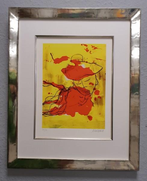 Armin Mueller-Stahl - Liebende (nach Marc Chagall)