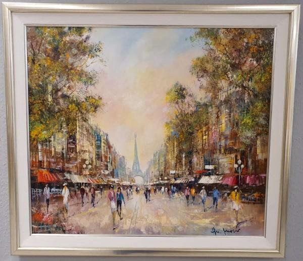 Ingfried Henze Morro - Paris