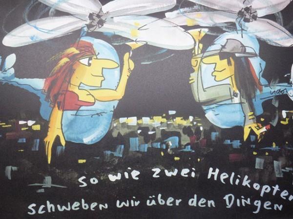 Udo Lindenberg So wie zwei Helikopter